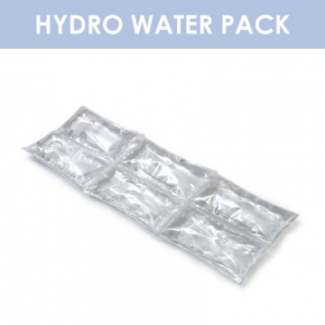 80x 6 Cell Water Packs (100x300mm)