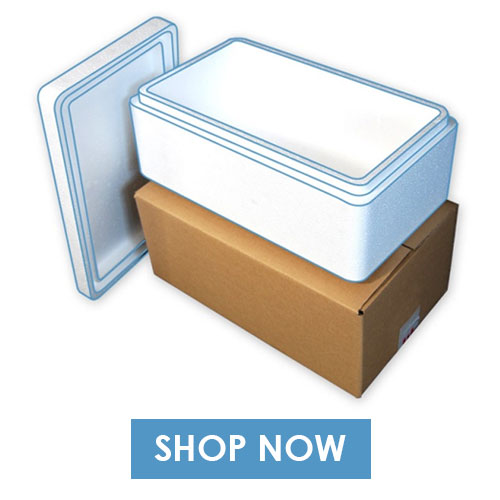 Polystyrene Boxes Temperature Controlled Packaging - Buy Online