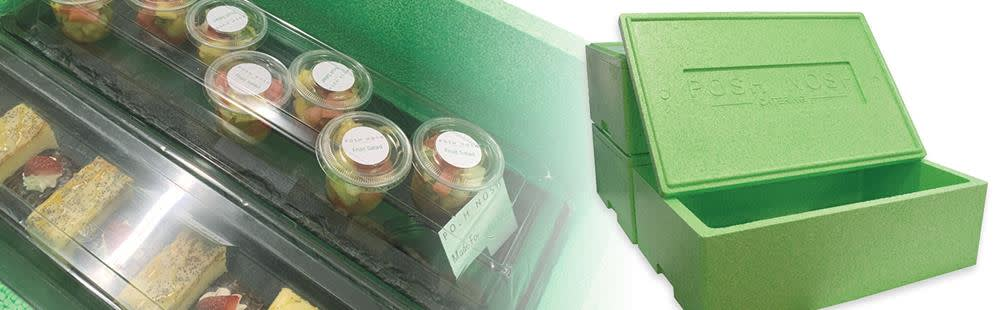 Reusable Insulated Catering Boxes