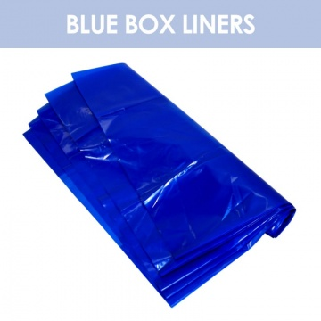 12kg Blue Liners (400 per roll)