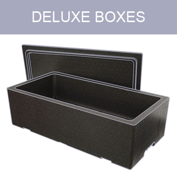 Reusable Deluxe Boxes